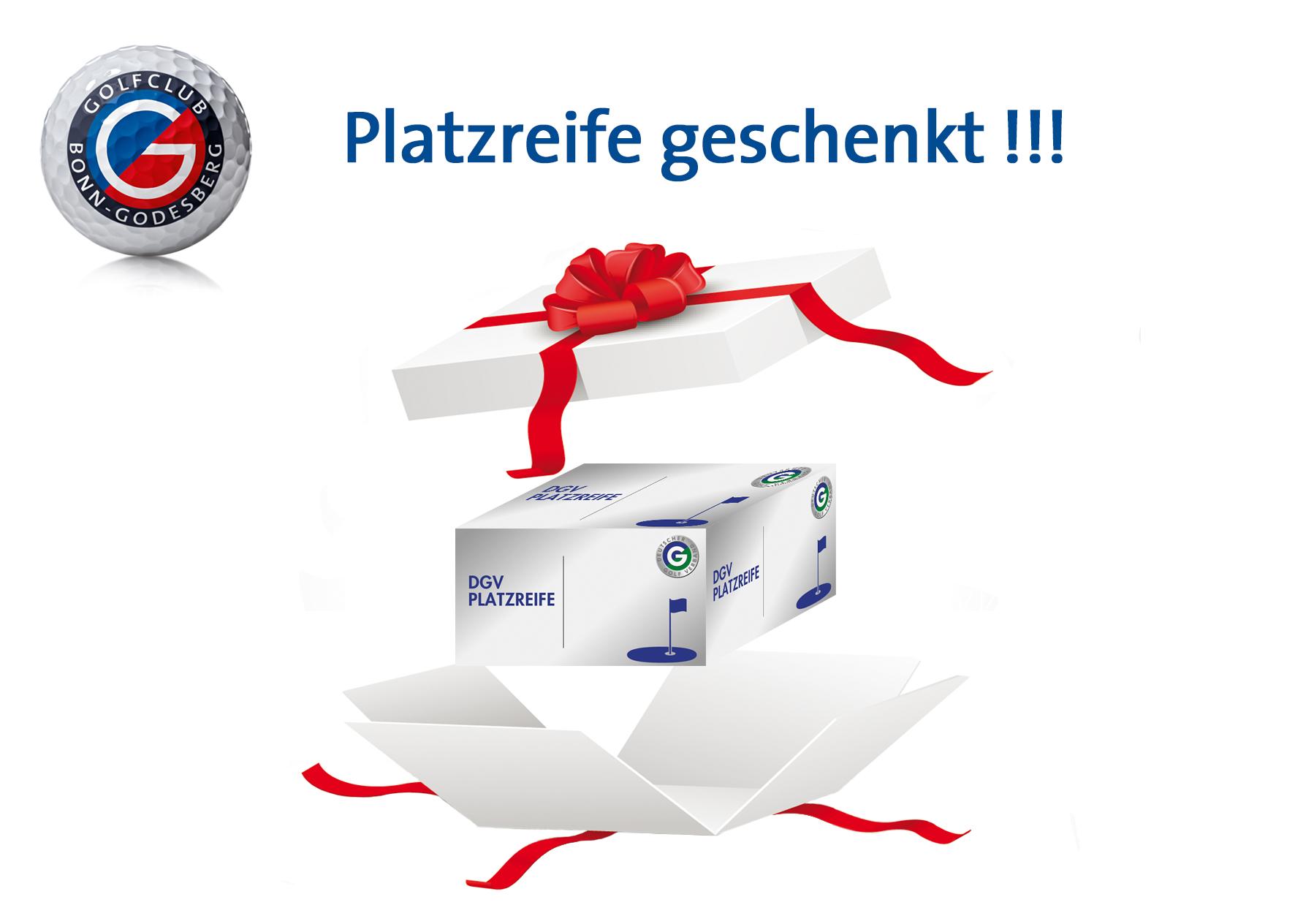 Postkarte PE Gechenkt